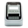 Brother QL-820NWB impresora de etiquetas Térmica directa Color 300 x 600 DPI Inalámbrico y alámbrico DK