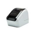 Brother QL-800 impresora de etiquetas Térmica directa Color 300 x 600 DPI Alámbrico DK