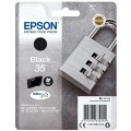 Epson Padlock Singlepack Black 35 DURABrite Ultra Ink