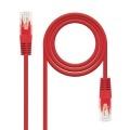 Nanocable 10.20.0402-R cable de red 2 m Cat6e U/UTP (UTP) Rojo