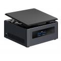 Intel NUC BLKNUC7I3DNH2E PC/estación de trabajo barebone i3-7100U 2,40 GHz UCFF Negro BGA 1356