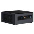 Intel NUC BOXNUC8I3BEH2 PC/estación de trabajo barebone i3-8109U 3 GHz UCFF Negro BGA 1528