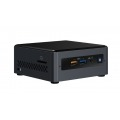 Intel NUC BOXNUC7CJYSAL2 PCs/estación de trabajo Intel® Celeron® J4005 4 GB DDR4-SDRAM 32 GB eMMC UCFF Negro Mini PC Windows 10 Home
