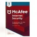 MCAFEEANTIVIRUS INTERNET SECURITY 2018 1 DISPOSITIVO