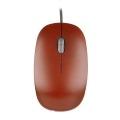 NGS Flame ratón USB tipo A Óptico 1000 DPI mano derecha