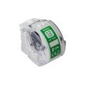 Brother CZ-1002 cinta para impresora de etiquetas Blanco sobre verde