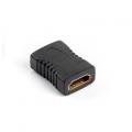 LANBERGADAPTADOR HDMI-A HEMBRA A HDMI-A HEMBRA AD-0018-BK,V1.4