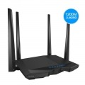TENDA ROUTER REPETIDOR WIFI AC1200 DOBLE BANDA 1200MBPS 4 ANTENAS (AC6) 802.11AC CHIPSET BROADCOM 1X