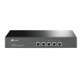 TP-LINK TL-R480T+ router Ethernet rápido Negro