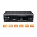 ENGEL RECEPTOR TDT DVB-T2 RT0430T2 HDMI/USB/NEGRO