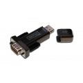 DIGITUS ADAPTADOR USB2.0 A RS232 (DB9) DA-70156