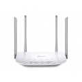 TP-LINK Archer C50 router inalámbrico Doble banda (2,4 GHz / 5 GHz) Ethernet rápido Blanco