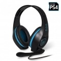 SPIRIT AURICULARES CON MICROFONO GAMER PRO-SH5 40MM 2XJACK 3.5MM CABLE 2.1M