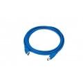 GEMBIRD CABLE USB 3.0 A/A ( ALARGO) 1.80M M/H AZUL CCP-USB3-AMAF-6
