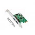 L-LINK TARJETA PCI EXPRESS X2 USB3.0 BAJO PERF