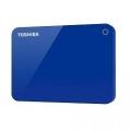 Toshiba Canvio Advance disco duro externo 2000 GB Azul