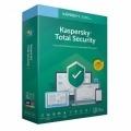 Kaspersky Lab Kaspersky Antivirus Total Security 2020 Licencia completa 5 licencia(s) 1 año(s) Español
