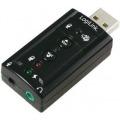 LOGILINK TARJETA DE SONIDO 7.1 USB UA0078