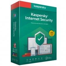 Antivirus Kaspersky 1Dispositivos1 Año Internet Security Renovacion Licencia Electronica