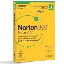 Antivirus Norton 360 Standard 1 Dispositivos Licencia Electronica
