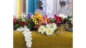 TRES IDEAS PARA DECORAR CON FLORES