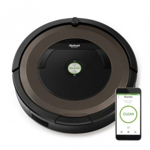 ROBOT ASPIRADOR IROBOT ROOMBA 896 - LIMPIEZA 3 FASES - SISTEMA AEROFORCE CON EXTRACTORES ANTIENREDOS - PARED VIRTUAL - WIFI - APP IROBOT HOME