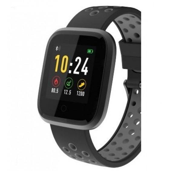 Reloj deportivo swiss go berna ips 1.3pulgadas - ip68 - multi deporte - bluetooh - tactil