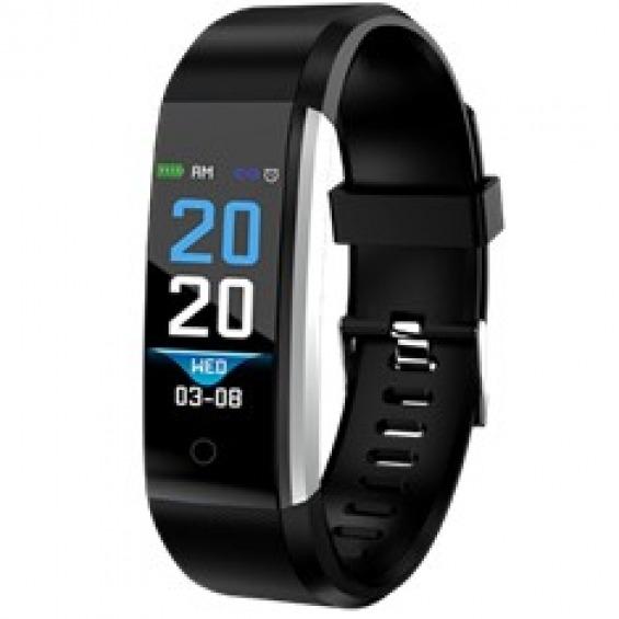 Pulsera reloj deportiva denver bfh - 16 0.96pulgadas - bluetooth - fitnessband