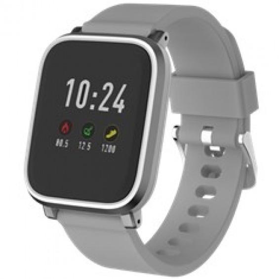 Pulsera reloj deportiva denver sw - 160 gris - smartwatch - ips - 1.3pulgadas - bluetooth