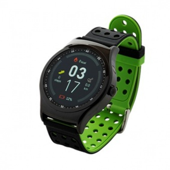 Pulsera reloj deportiva denver sw - 450 smartwatch ips 1.3pulgadas bluetooth