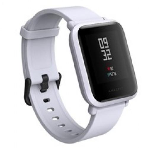 Pulsera reloj deportiva xiaomi amazfit bip blanco - smartwatch 1.28pulgadas - bluetooth -