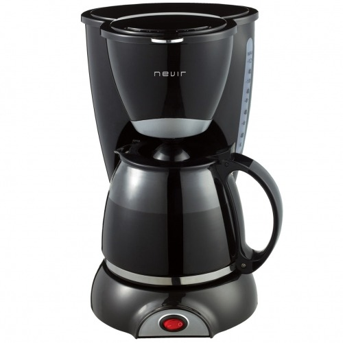 Cafetera electrica nevir nvr - 1132 cm 12 tazas - 800w