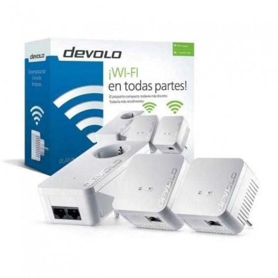 devolo dLAN 550 WiFi Network Kit PLC