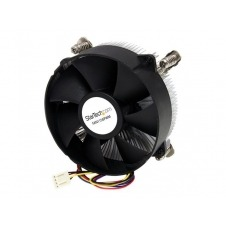 StarTech.com Ventilador Fan con Disipador de Calor CPU Procesador Socket LGA1156/1155 Intel - 95mm - PWN - disipador para procesador