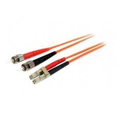 StarTech.com 2m Fiber Optic Cable - Multimode Duplex 62.5/125 LSZH - LC/ST - cable de red - 2 m