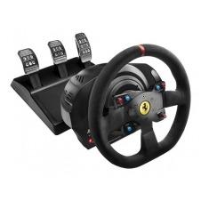Thrustmaster Ferrari T300 Integral Racing - Alcantara - juego de volante y pedales - cableado