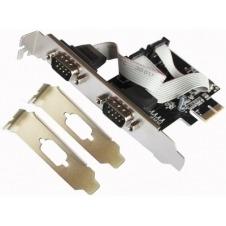 CONTROLADORA MINI-PCIE 2XSERIE PCI-E L-LINK