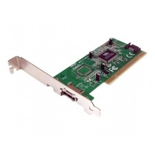 StarTech.com Tarjeta Adaptadora PCI 1 Puerto eSATA 1 Puerto SATA con Bracket de Perfil Bajo Low Profile - controlador de almacenamiento - SATA 1.5Gb/s