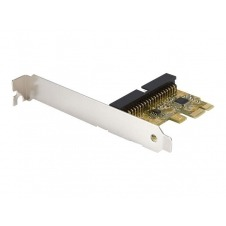 StarTech.com Tarjeta Adaptadora PCI Express PCI-E Controladora IDE PATA UDMA 133 PCIe 1 Puerto - controlador de almacenamiento - ATA - PCIe x1