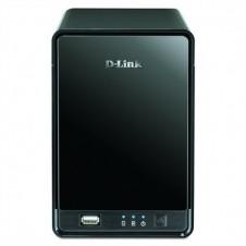 D-Link DNR-322L mydlink - unidad independiente de DVR - 9 canales