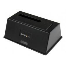 StarTech.com Estación de Acoplamiento USB 3.0 UASP para Conexión de Disco Duro SSD - Docking Station - controlador de almacenamiento - SATA 6Gb/s - US