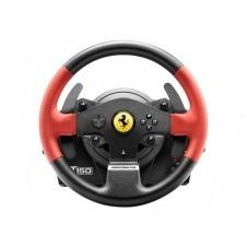 ThrustMaster T150 - Ferrari Edition - juego de volante y pedales - cableado