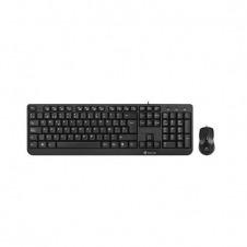 NGS COCOA KIT - juego de teclado y ratón - Español