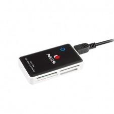 NGS Multireader Pro - lector de tarjetas - USB 2.0