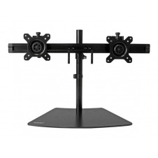 StarTech.com Dual Monitor Stand - Monitor Mount for Two LCD or LED Displays - brazo ajustable