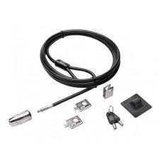 Kensington Desktop and Peripherals Standard Keyed Locking Kit 2.0 - bloqueo de cable de seguridad
