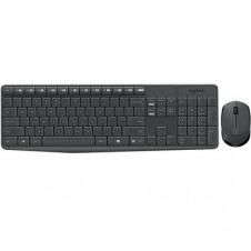 Logitech MK235 - juego de teclado y ratón - español/ibérico
