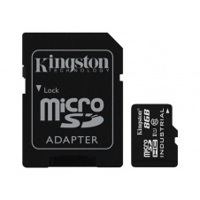 Kingston - tarjeta de memoria flash - 8 GB - microSDHC UHS-I