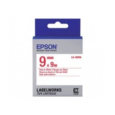 Epson LabelWorks LK-3WRN - cinta de etiqueta - 1 bobina(s)