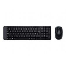 Logitech Wireless Combo MK220 - juego de teclado y ratón - International NSEA